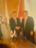 露国、国際委員長と