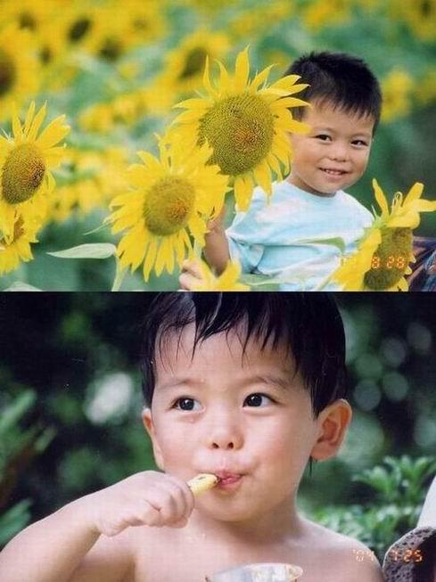 夏の思い出【2歳9ヶ月】