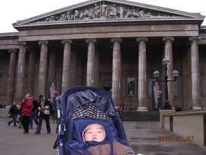 大英博物館とわたし