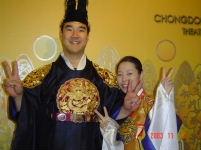 韓国の服3