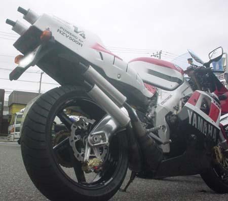 TZR500