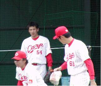 清川コーチ