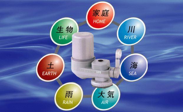 素粒水の浄活水器 「ワンウォーター」