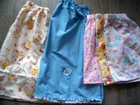 スカート5枚