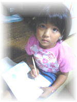 お勉強大好き!どんどん覚えてます。