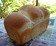 米粉パンオーブン焼き