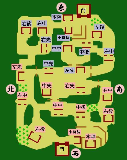 盆地マップ