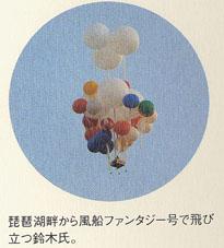 風船おじさんの調律   ☆幸せ風船...