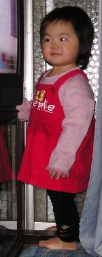 みのりん着用ラグピンクコーデ