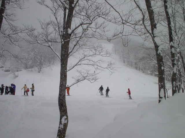 赤倉温泉04年2月