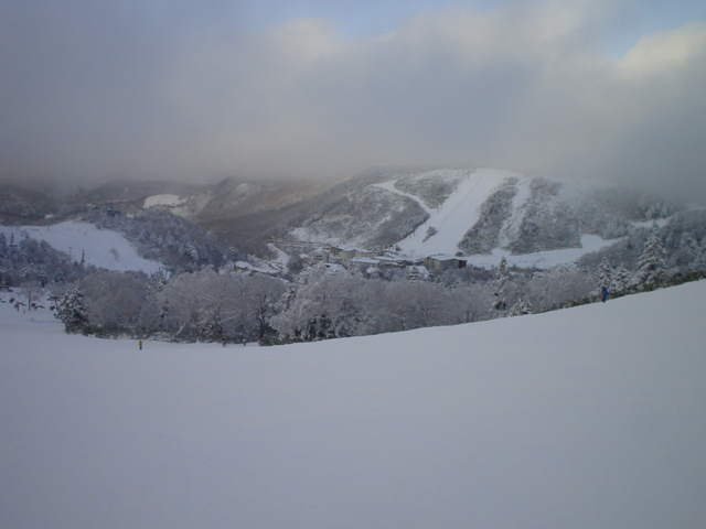 志賀高原熊の湯 04年12月