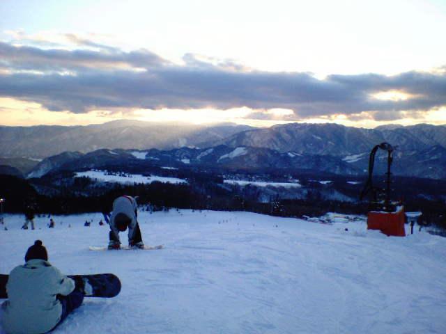 鷲ヶ岳05年1月2