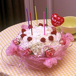 誕生日ギフトフラワー