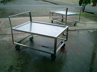 水切り台車