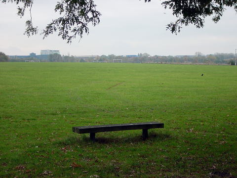18面のサッカー場