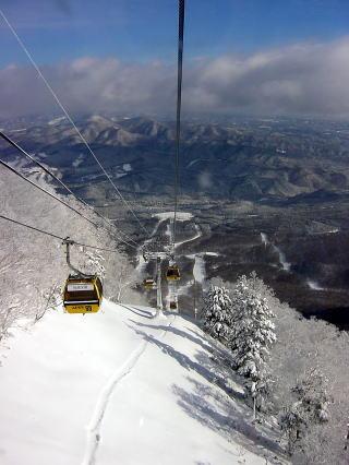 Aスキー場