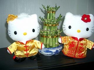 中国キティ