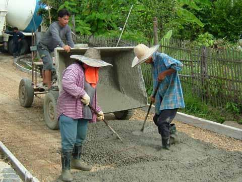 コンクリート舗装(1)