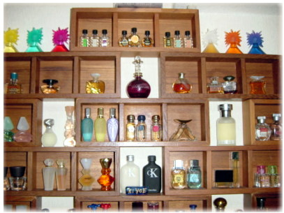 玄関の香水