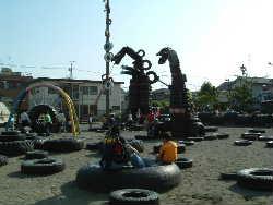 タイヤ公園4