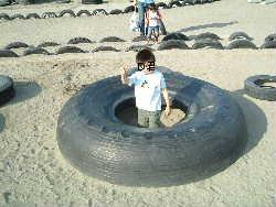 タイヤ公園2