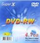 SuperX DVD-RW