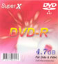 SuperX DVD-R
