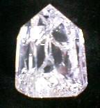 ひびわれ水晶