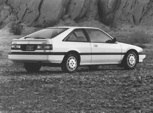 Accord Hatchback 88