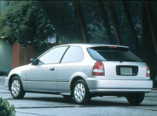 Civic Hatchback 00