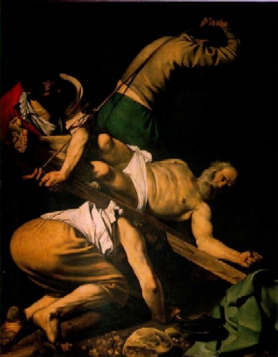 磔刑(St.Peter)