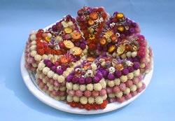 ストロベリーフィールドのショートケーキ