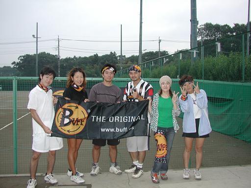 2004年9月25日バフ愛好者たち