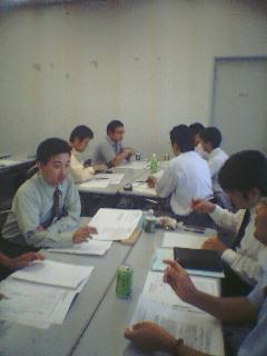 若手経営者の勉強会