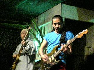 かっちゃんバンドギター&ベース