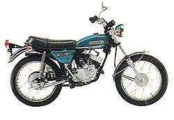 SUZUKI TS90