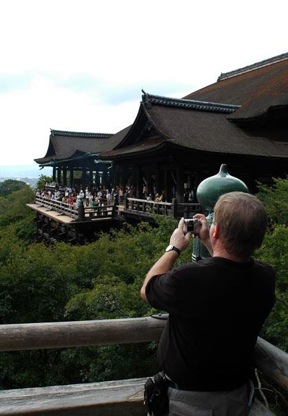清水寺の風景