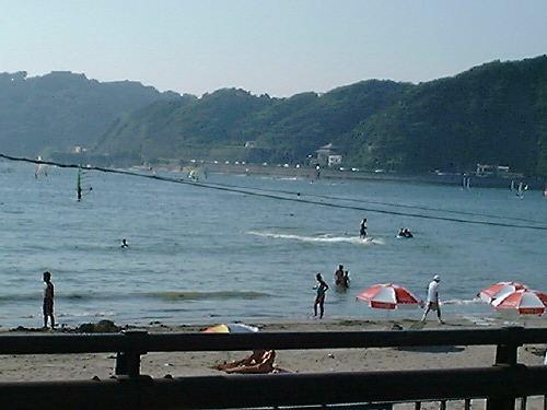 逗子海岸7