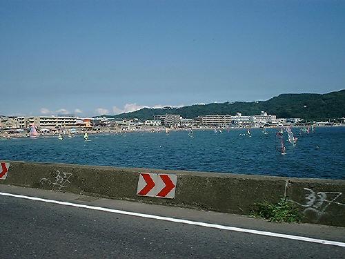 逗子海岸3