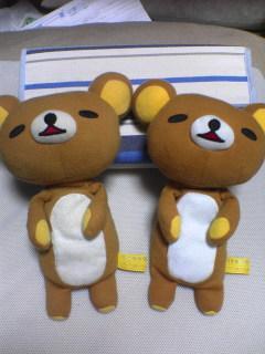 くま子 と カンボツ