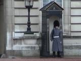 バッキンガム宮殿で注目の的は交代の時間