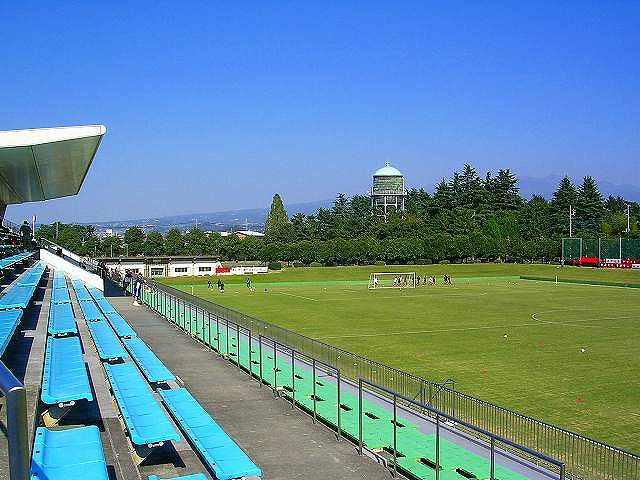 敷島サッカー場メイン