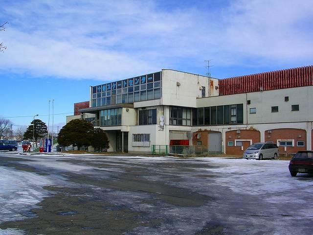 十條スケートセンター