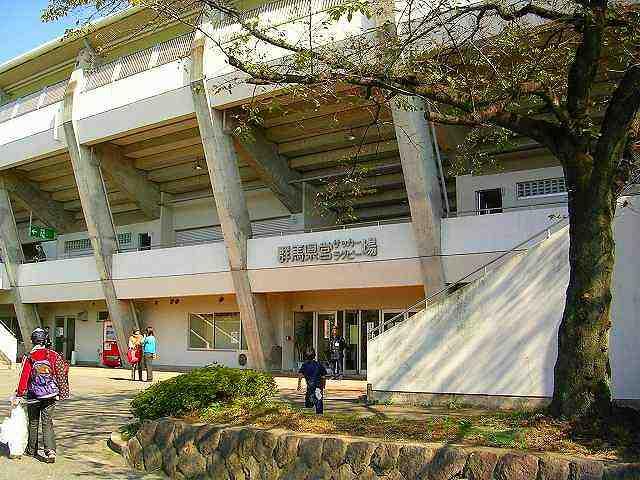 群馬敷島サッカー・ラグビー場